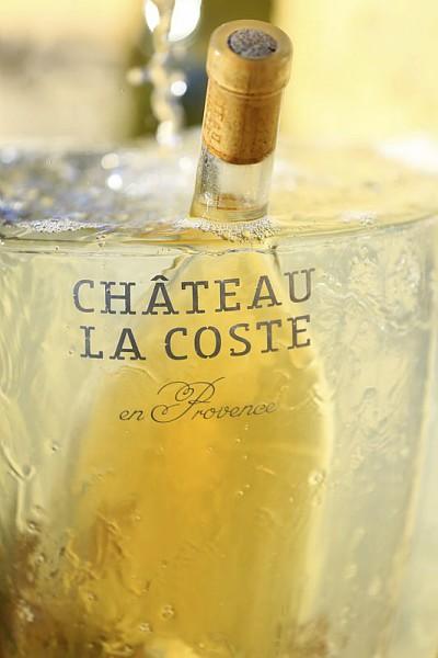 France, Bouches du Rhone (13), Le Puy Sainte Reparade, Chateau La Coste, AOP Coteaux d'Aix