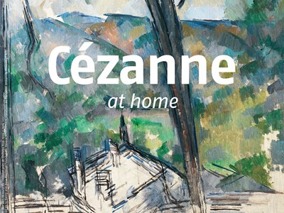 Cezanne at home