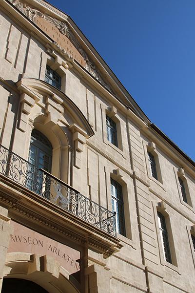 façade museon arlaten